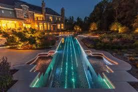 bedford ny glass tile pool u0026 spa cipriano landscape design and
