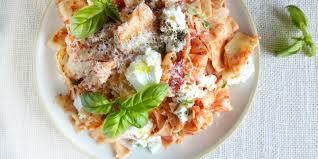 thanksgiving lasagna recipe best deconstructed ricotta lasagna recipe delish com