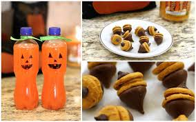 Halloween Food For Party Ideas by Fall Treats Diy Autumn Party Food Ideas Youtube