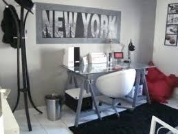 decoration bureau york une décoration en noir et blanc décoratrice com