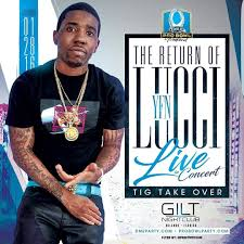 Pro Bowl Orlando by The Return Of Yfn Lucci Live In Concert Nfl Pro Bowl Weekend In