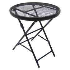 metal folding table outdoor fabulous patio folding table outdoor patio folding accent table 18