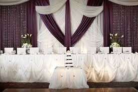 8 ft table skirt cinderella table skirt sheer table skirt event décor direct