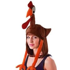 turkey hat bonnet turkey hat