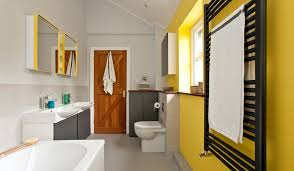 Ideas To Decorate Bathroom Walls Colors Using Bold Colors In The Bathroom U2013 When And How To Do It