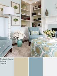 Blue Livingroom 10 Ways To Decorate With Powder Blue Hgtv