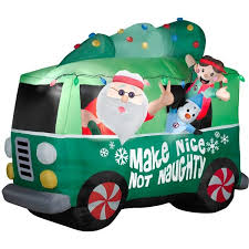 Lowes Holiday Decorations 29 Best Christmas Inflatables Images On Pinterest Christmas