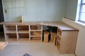 Built In Corner Desk Built In Corner Desk Lovely Desk Built In Desk Plans Best Home