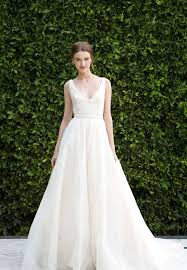 wedding gowns nyc where to shop for wedding dresses in nyc whowhatwear