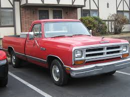 Dodge Ram Truck Generations - dodge ram 50 pickup price modifications pictures moibibiki
