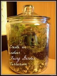 create a fairy garden terrarium play dr mom
