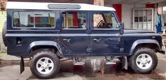 1986 land rover defender 110 diesel excellent free shipping included