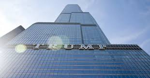 trump tower address no conflict here 150 wall street firms own over 1 5 billion of