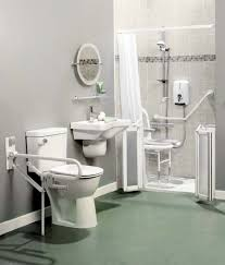 Handicapped Bathroom Design Amusing Handicapped Bathroom Stunning And Home Design Interior At