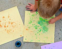bubble blowing craft for kids u2014 bless this mess