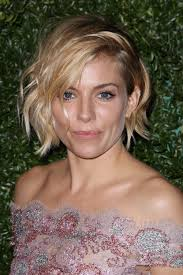 whatbhair texture does sienna miller have hairstyles for short hair that ll inspire you to chop off your locks