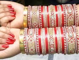 punjabi wedding chura buy online bridal suhag chura these are designer indian bridal