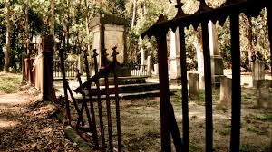 halloween cemetery wallpaper cemetery wallpaper background the halloween place