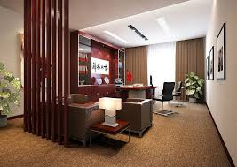 Office Decoration Small House Design Interior Manager Office Decoration Office