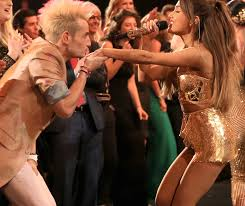 ariana grande and frankie grande get matching tattoos in hebrew j 14