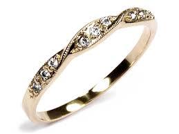 yes obraczki złoty pierścionek obrączka z kuleczek 585 yes r 16 5522163407