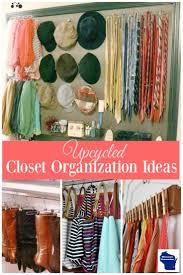 upcycled closet organization ideas wisconsin homemaker