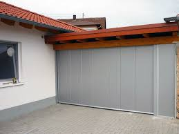 photogallery ryterna side sliding garage door flush smooth slick