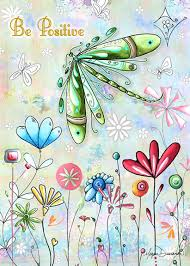 whimsical decorative butterfly and dragonfly designs for