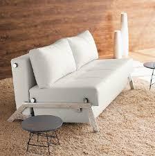 White Leather Sleeper Sofa Sofa Gorgeous White Leather Sofa Bed Photo Of Allenranch White