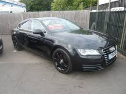 audi harlow used audi a7 cars for sale in harlow essex wintry cars