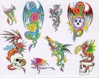 tattoo dragon tattoo design