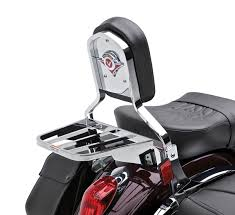 2017 vulcan 900 custom luggage rack chrome