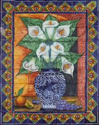Best  Mexican Tiles Ideas On Pinterest Mexican Pattern - Mexican backsplash tiles