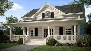Contemporary Country House Plans Southern Country House Plans Pictures French 86162 Hahnow