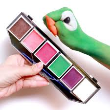 Face Paint Spray - night glow uv neon body face paint cheap spray glow in dark paint
