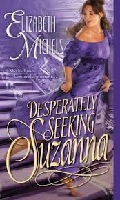 Seeking Novel Desperately Seeking Suzanna By Elizabeth Michels