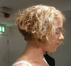 angled bob for curly hair short angled bob for curly hair hairstyles