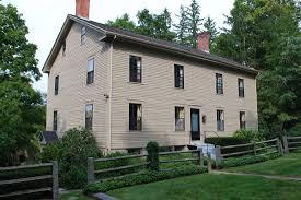 old farmhouse house plans harvard shaker village harvard shaker village