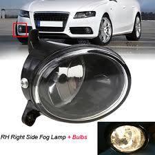 audi a6 fog light bulb yellow front fog light assemblies ebay