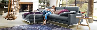 h ffner wohnzimmer hochwertiges rolf sofa aus dem sortiment möbel höffner