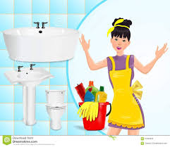 cleaning concept stock illustration image 57630840