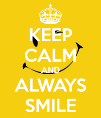 Keep Smiling Meme - keep calm and always smile quotes pinterest calming smiley