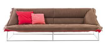 canapé droit 3 places made in design mobilier contemporain luminaire et décoration