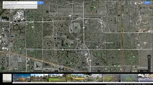 Florida Map Usa Plantation Florida Map