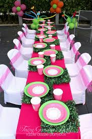 garden birthday party theme ideas decorating of party