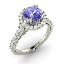 tanzanite wedding rings tanzanite engagement rings for december birthstone