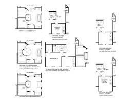 marshall new house plan fischer homes