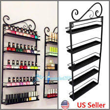 unbranded nail polish display racks ebay