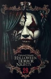 halloween horror nights poster hhn 26 wallpapers page 2 halloween horror nights 26 horror