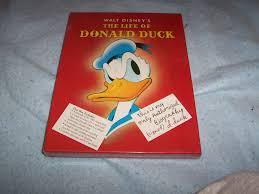 donald duck deluxe walt disney productions disney
